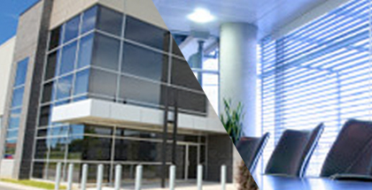 Big Glass Office Building - Office & Strata Cleaning - Perth Strata Cleaning Services